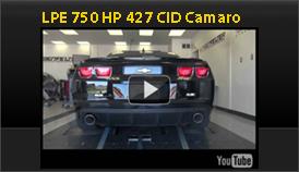 Camaro ss 750 HP 427 CID Dyno