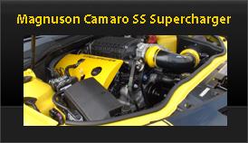Magnuson TVS2300 Supecharger