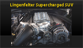 Lingenfelter Supercharged SUV