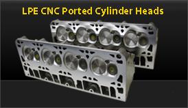 CTS-V CNC Ported Cylinder Heads