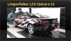 Lingenfelter LS9 Camaro SS